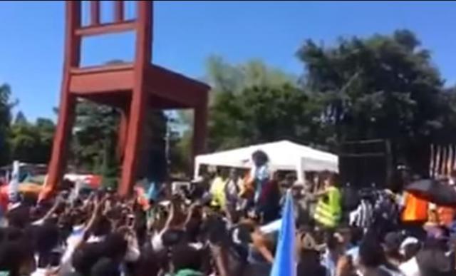 [Must Watch] Thousands of Eritrean in Geneva 23/2016