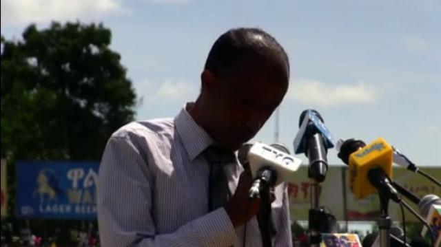 Ethiopian Poem by Comedian Asefa Tegegn