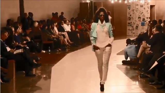 Ethiopia - Fashion show at Hub of Africa Fashion Week (HAFW) 2016