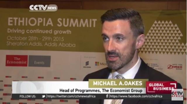 The Economist focused on shaping Ethiopia's future