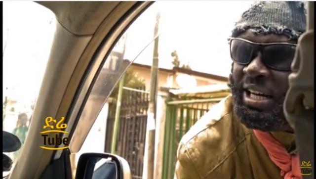 Ethiopian Movie Chombe ቾምቤ - Funny Scene