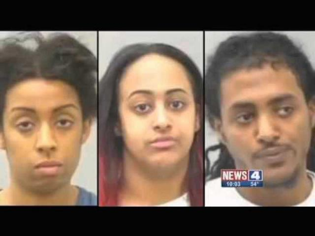 Three Habesha Credit Card thieves arrested in St Louis