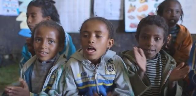 Improving children's literacy in Ethiopia through quality education