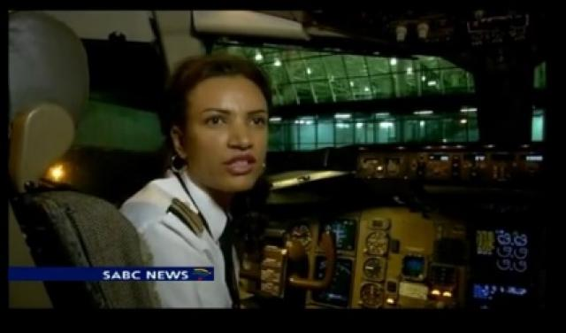 SABC News - All-female operated flight  first for Ethiopia Airlines