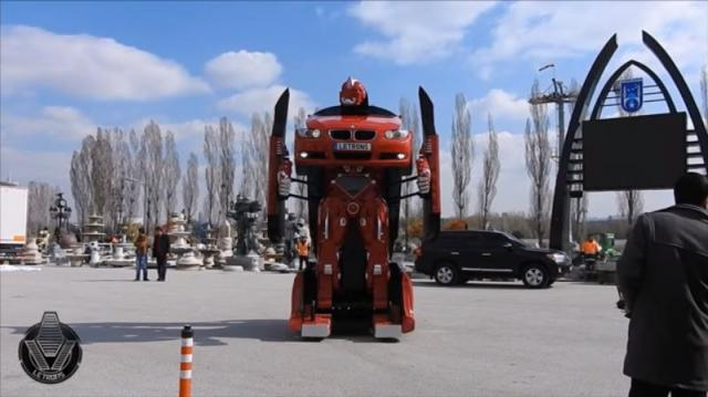 World's first real Transformer made in Turkey
