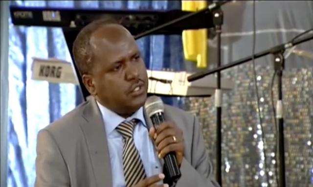 EBC New Year Engida - Dr. Mulugeta Fiseha Talks about Lucy and Falling from the TREE