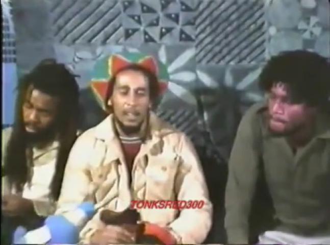 Bob Marley Talk About Ethiopian Orthodox - Ucla 1979