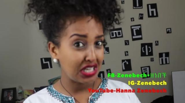 Funny and Hate Comments That are given to Hanna Zenebech