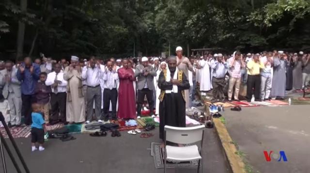 1437th Eid Holiday celebration in Washington DC 2016