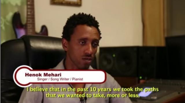Henok and Mehari brothers: short documentary on their upcoming album '790'