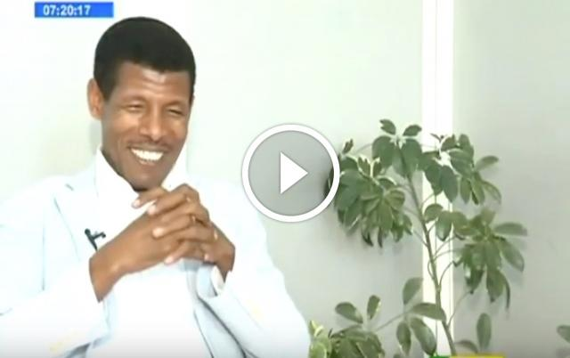 Athlete Haile Gebresilasie wants to run for Athletics Federation President