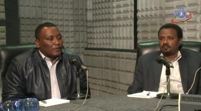 Government officials speak about current situation in Oromia Part 2 - Mogach