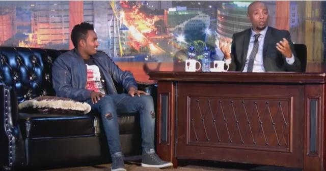 Seifu Fantahun With the controversial Robel Kiros - This Week