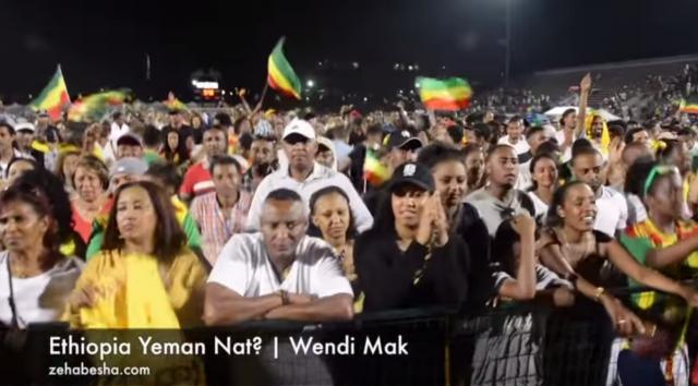Ethiopia Yeman Nat? | Wendi Mak - ESFNA Toronto 2016