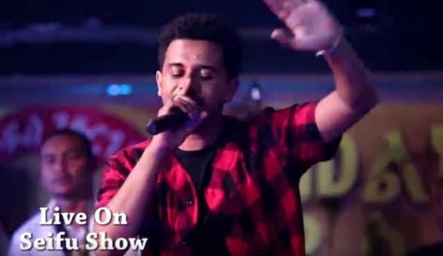 Mike Solo - Habesha Live On Seifu Show