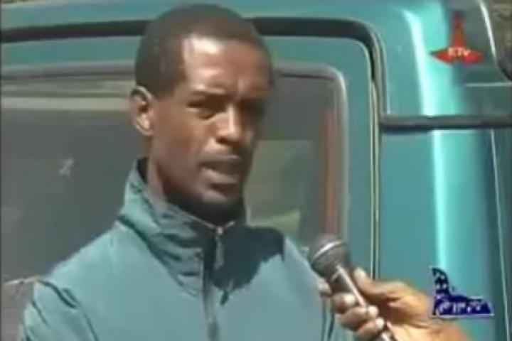 Ethiopian Comedy - Dereje Haile commenting on Ethiopian Football team