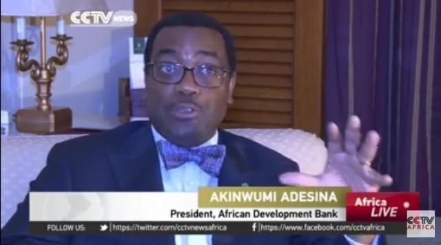 CCTV Africa - African Development Bank seeks to hasten Africa's economic growth