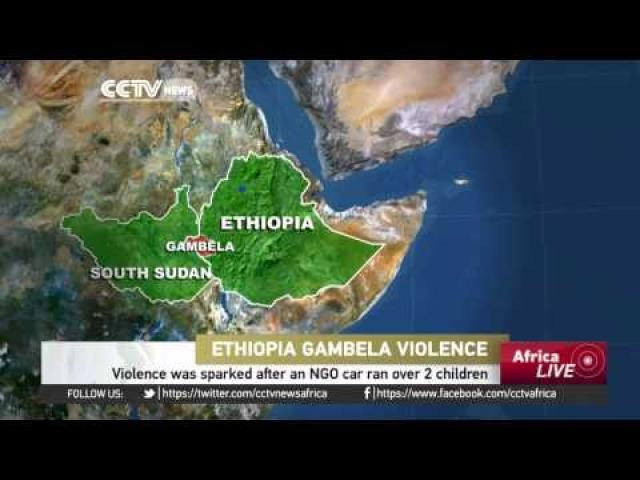 14 people reportedly killed in Ethiopia-South Sudan border violence