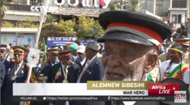 Ethiopia marks 75 years since Italian military occupation
