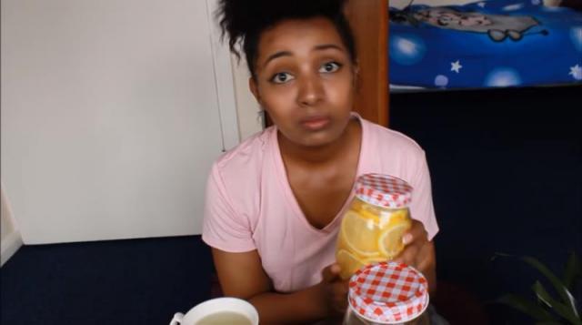 How to make Lemon juice at home by Deborah