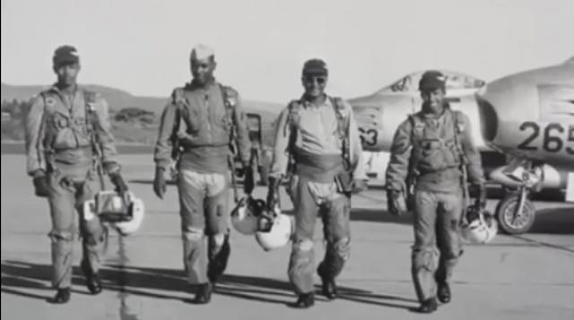 Historical Video of Ethiopian Air force – Early beginning 1940s  1960s