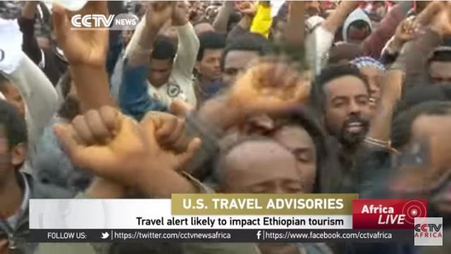Ethiopian government says protest regions now calm - CCTV Africa