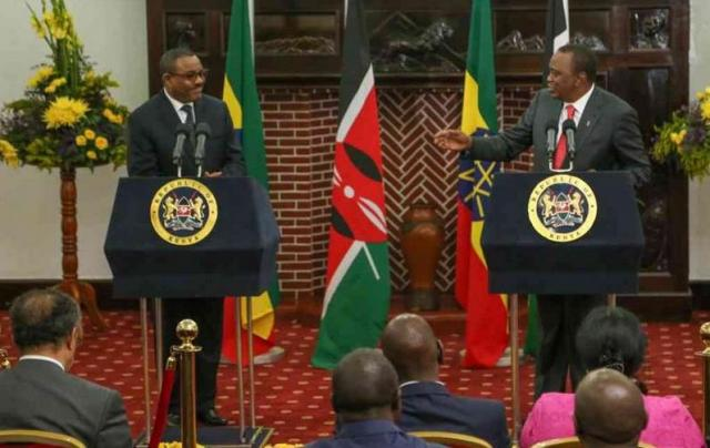 Kenya and Ethiopia sign energy, oil and gas deals - CCTV Africa