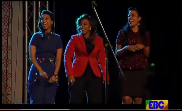 [FUNNY] Ethiopian Artists music competition - Holiday Special