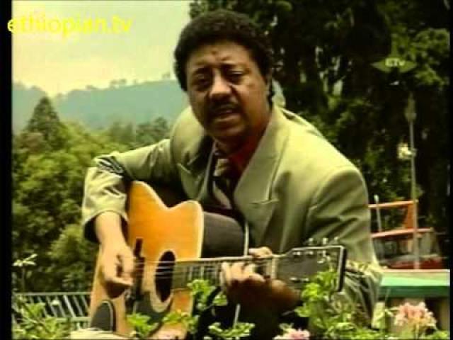 Special report about Ethiopian Box Guitarist Mesfin Abebe