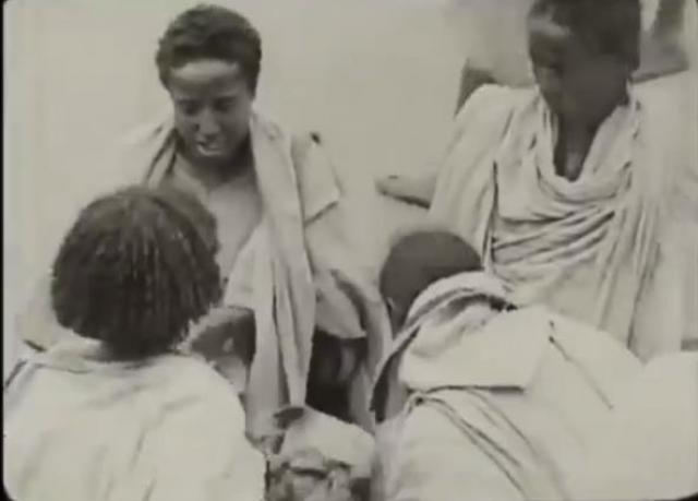 A documentary about Ethiopia Recorded in 1939