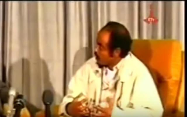 Ethiopia PM Meles Responded About Ethiopianism