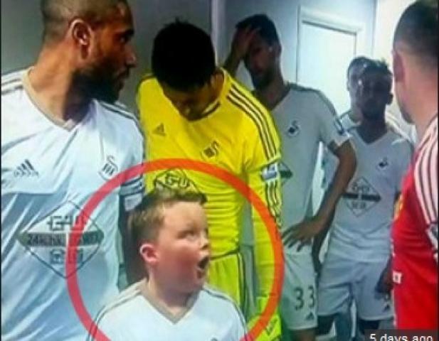 Must Watch - When Kids Meet Their Football Idols