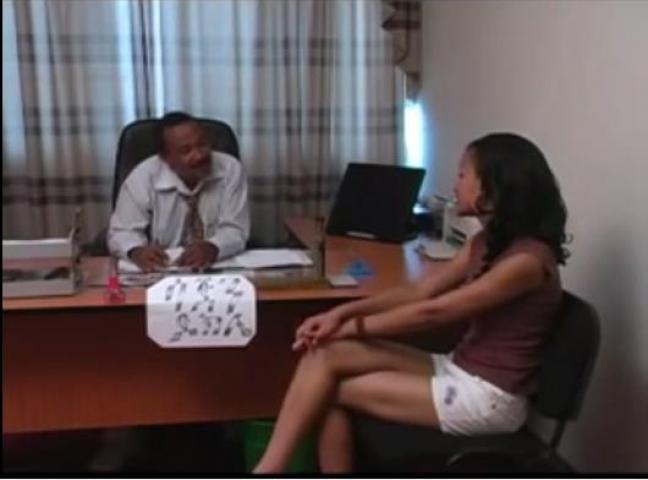 Girgir - Ethiopian comedy - Comedian Dokile