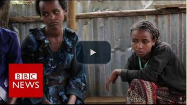 Meeting the child brides of Ethiopia - BBC News