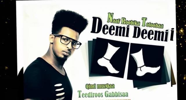 Ethiopia: Nafrobika Totoba - Deemi Deemi - New Oromo Music 2016