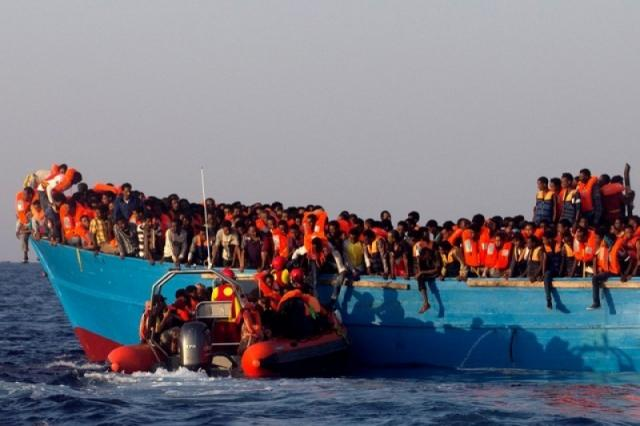 6,500 migrants rescued from Mediterranean sea