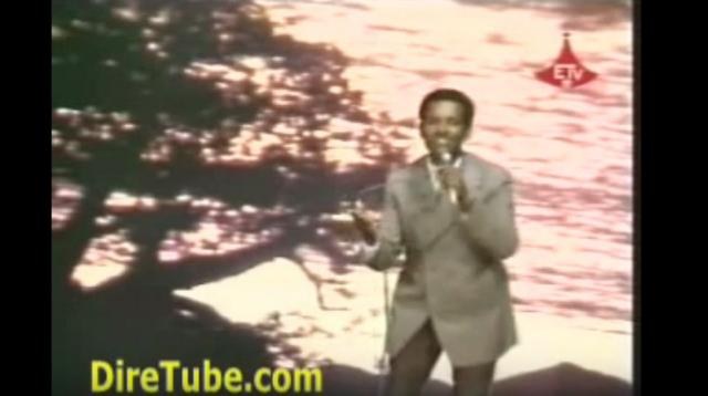 "Tefera Kassa - ""Aree Melsune Sechegne"" Ethiopian Oldies"