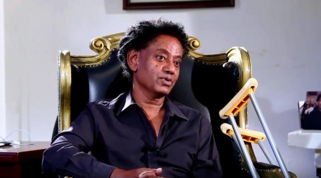 Zeleke Gesese Speaks about his Car Accident with Seifu Fantahun