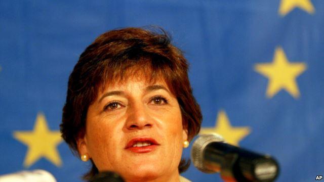 Anna Gomez Invited Pro. Birhanu Nega at the EU Parliament to Speak on Ethiopian Drought