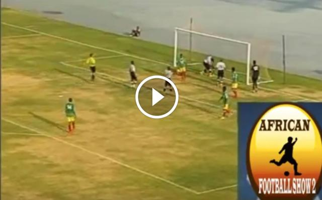 Botswana vs Ethiopia 2-3  friendly match 30/9/2015
