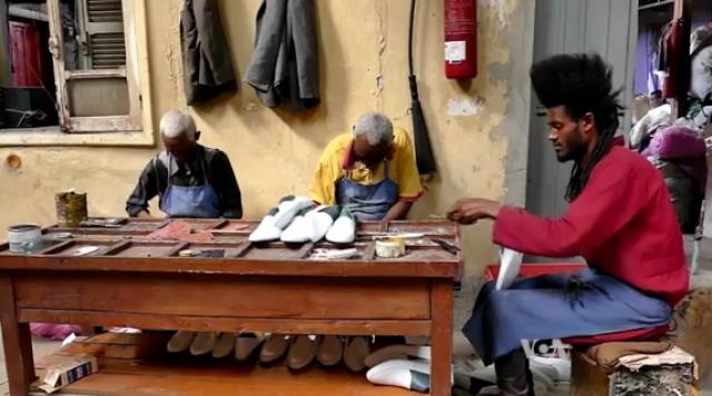 VOA News - Leather a Boost for Ethiopian Economy