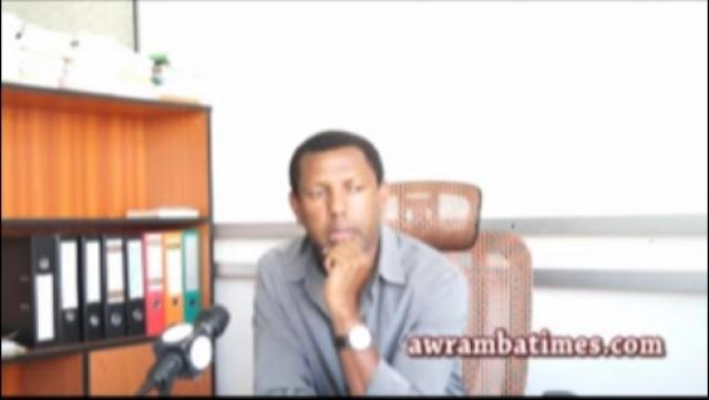 Awramba Times - Interview with Lidetu Ayalew [Part 1]