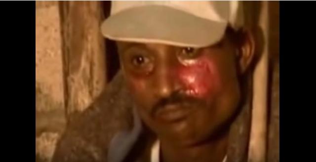 "Kibebew Geda - ""ሰባት መጋኛ"" Ethiopian Comedy"