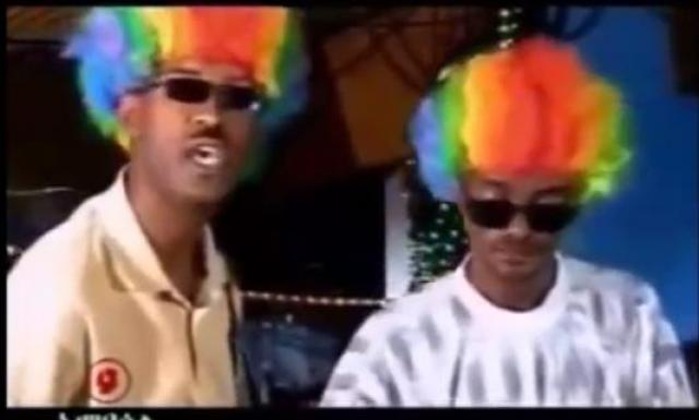 Ethiopian Comedy - Derege and Habte, Musical Comedy