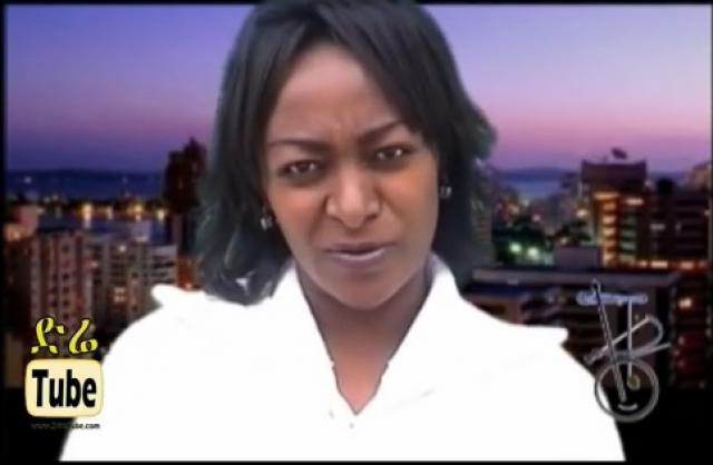 Comedian Beti (Wanos) - Funny Ethiopian Comedy