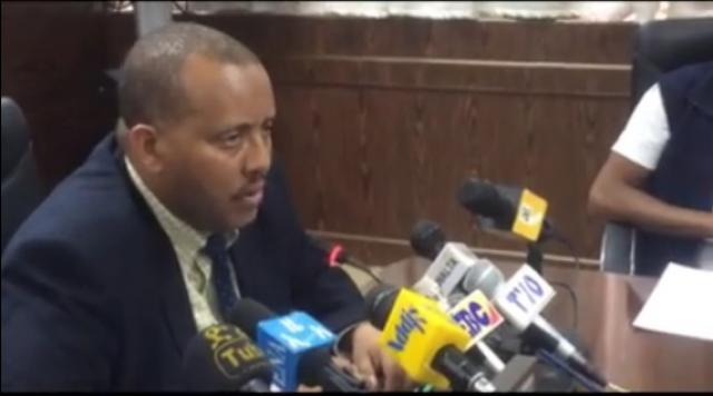 Press Briefing from the government on the Drought in Ethiopia