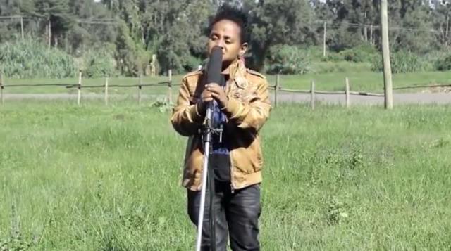 Dawit Alemayehu - Betizitash (በትዝታሽ) - New Ethiopian Music Video 2016