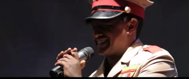 Teddy Afro - Oh Africa - Live at Ghion Hotel