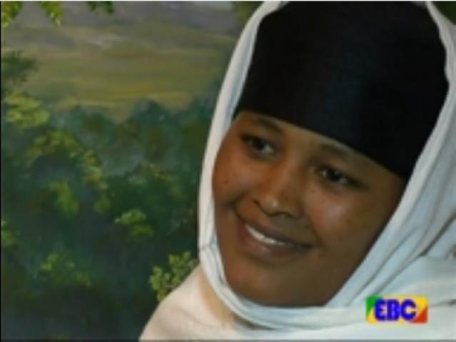 Meet Ethiopian painter Emahoy Weleteweld Berta