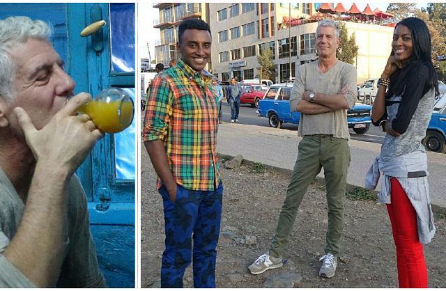 Anthony Bourdain: Parts Unknown Ethiopia - CNN - Must Watch